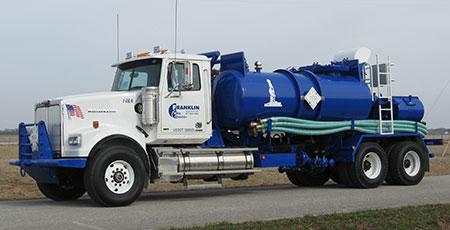 Franklin Well Services, LLC. Acidizing Equipment