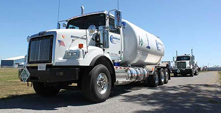 Franklin Well Services, LLC. Nitrogen Equipment