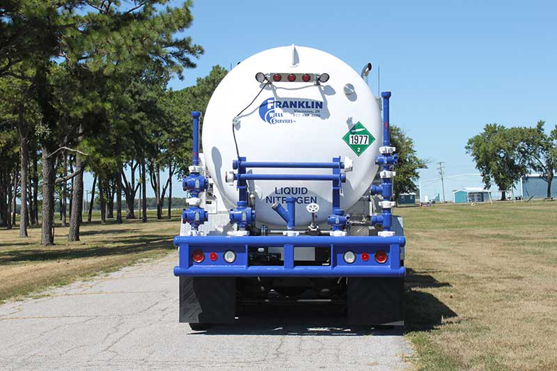 nitrogen equipment
