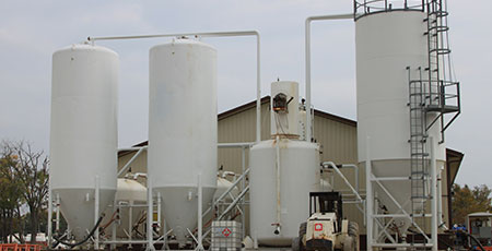 Franklin Well Services, LLC. Located in the Illinois Basin